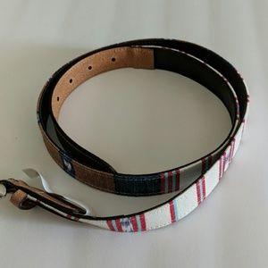 Mossimo Multi Colored Belt